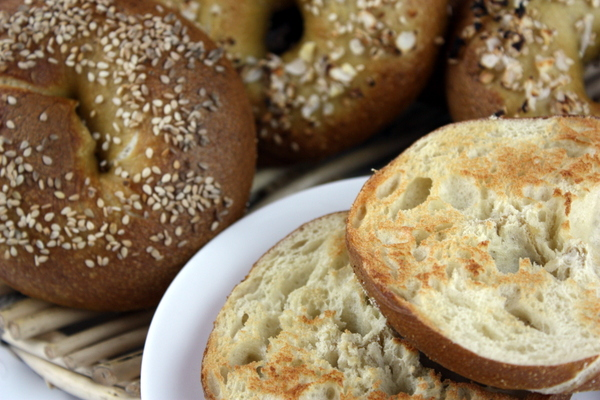 Homemade Bagels, a la Peter Reinhart Recipe – The Kitchen ...