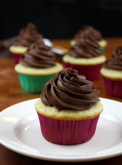 Best vanilla bean cupcakes recipe