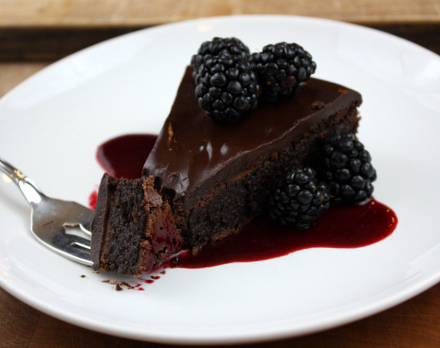 Flourless Chocolate Torte Recipes — Dishmaps