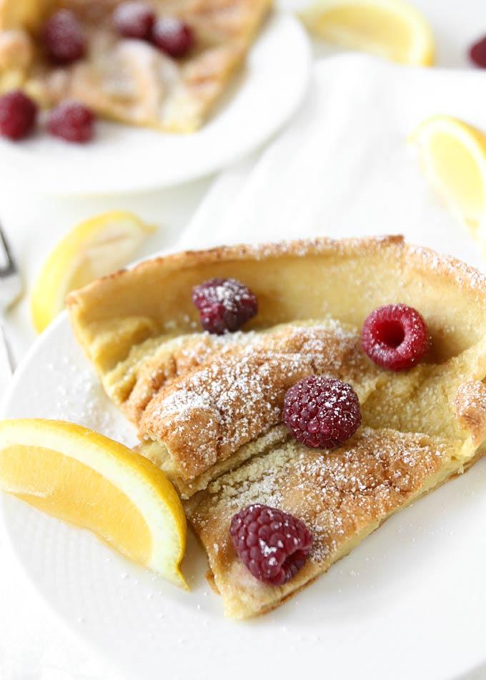 German Pancakes | thekitchenpaper.com