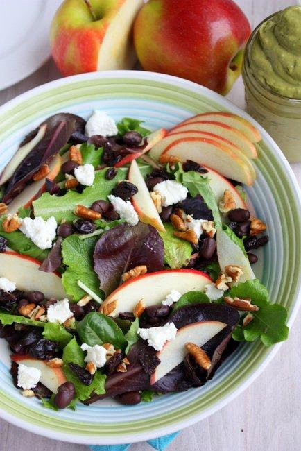 avocado lime salad dressing