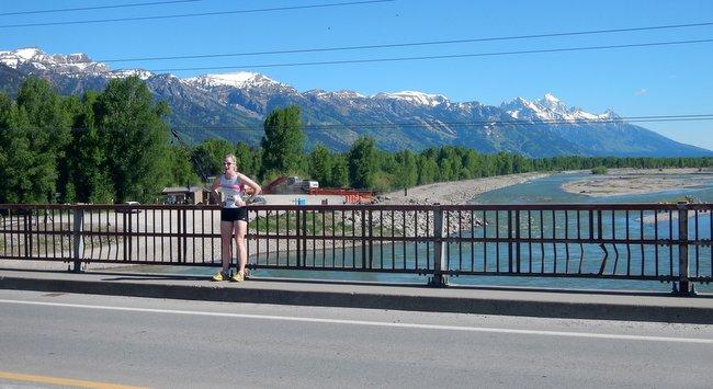 Race Report: Jackson Hole Half Marathon