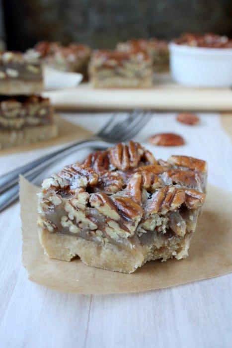Pecan Shortbread Bars Recipe – The Kitchen Paper