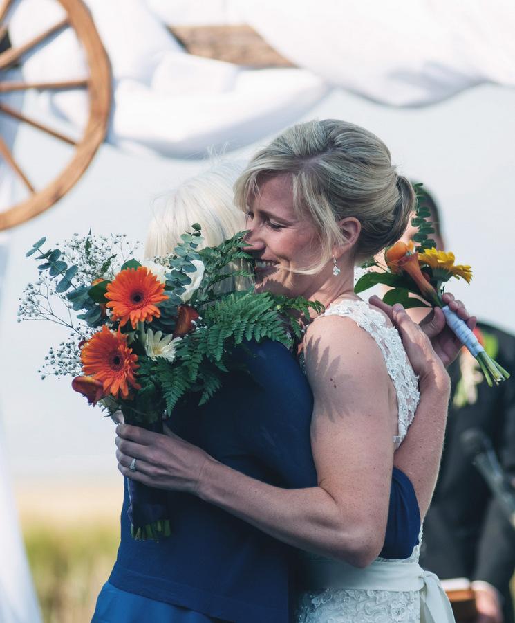 Derek + Mary, Montana Wedding