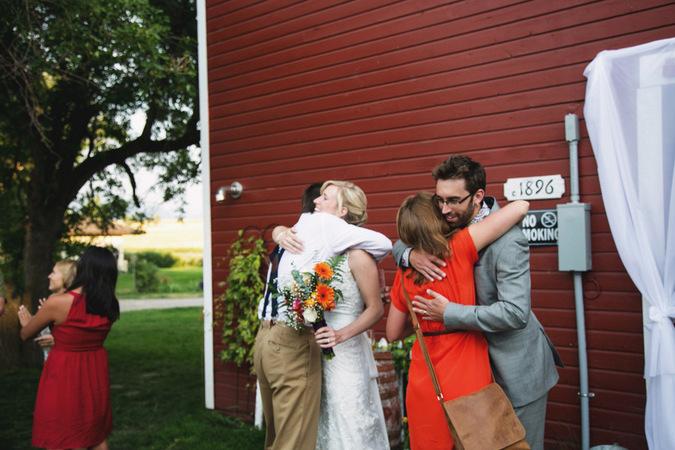 Derek + Mary, Montana Wedding from Kacie Q Photography