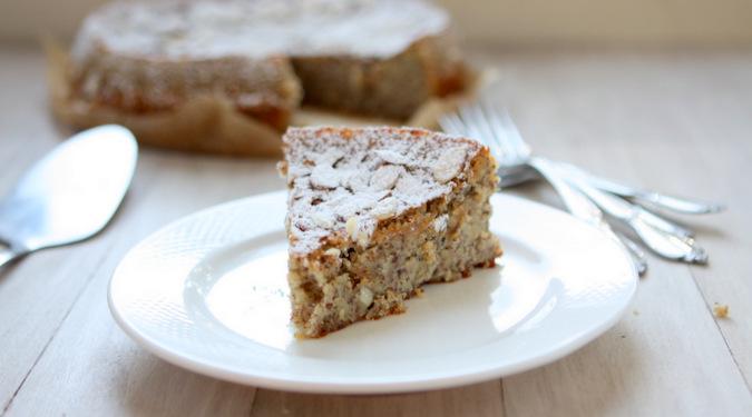 Lemon, Ricotta, Almond Meal Cake (Gluten-free) – The Kitchen Paper