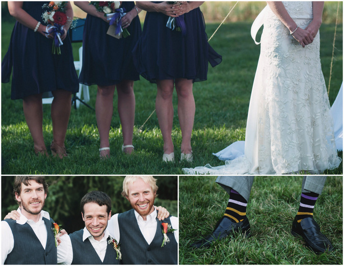 Derek + Mary, Montana Wedding from Kacie Q Photography