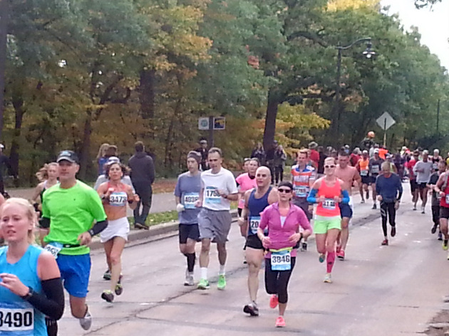 Twin Cities Marathon Race Report