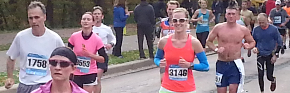 Race Report: Twin Cities Marathon