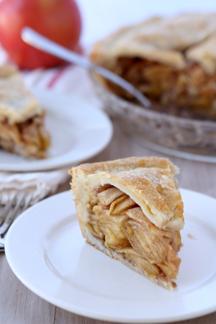 Chai Apple Pie