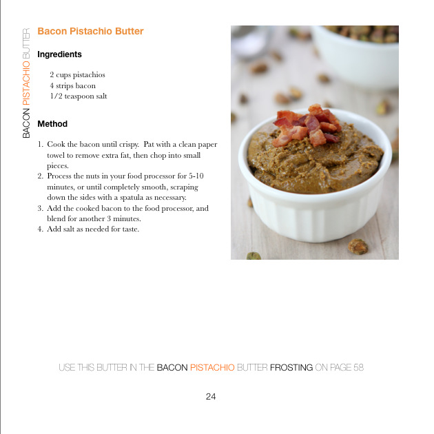 Nut Butters Sample Page