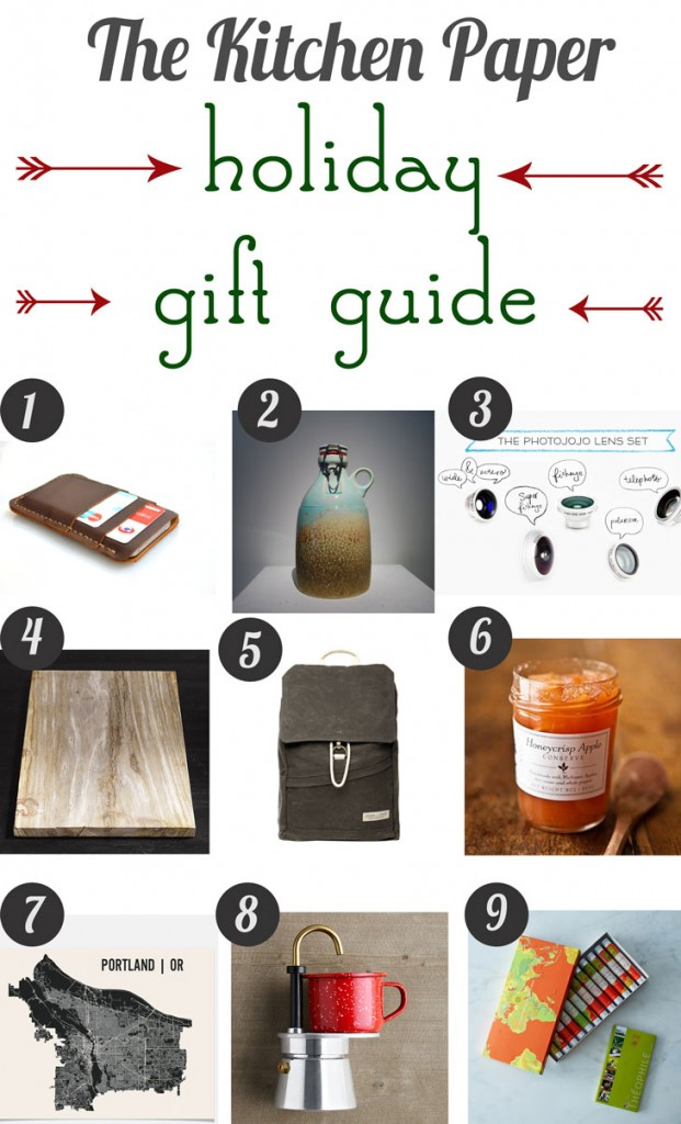 2013 Holiday Gift Guide   thekitchenpaper.com