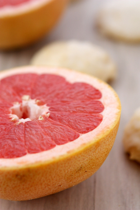 Grapefruit Ricotta Cookies | thekitchenpaper.com
