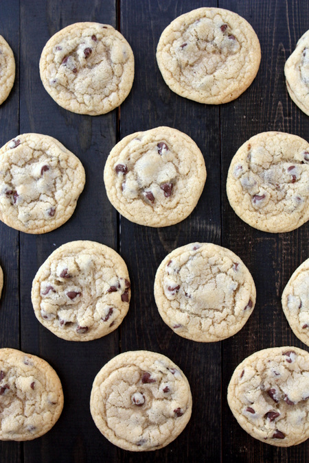 Classic Soft Chocolate Chip Cookies | thekitchenpaper.com