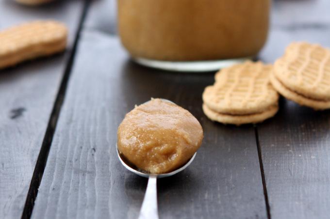 Nutter Butter Cookie Butter