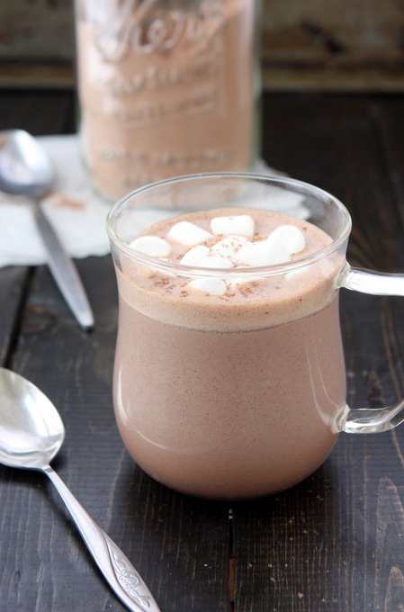 DIY Hot Chocolate Mix | thekitchenpaper.com