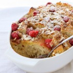 Raspberry Almond French Toast | thekitchenpaper.com