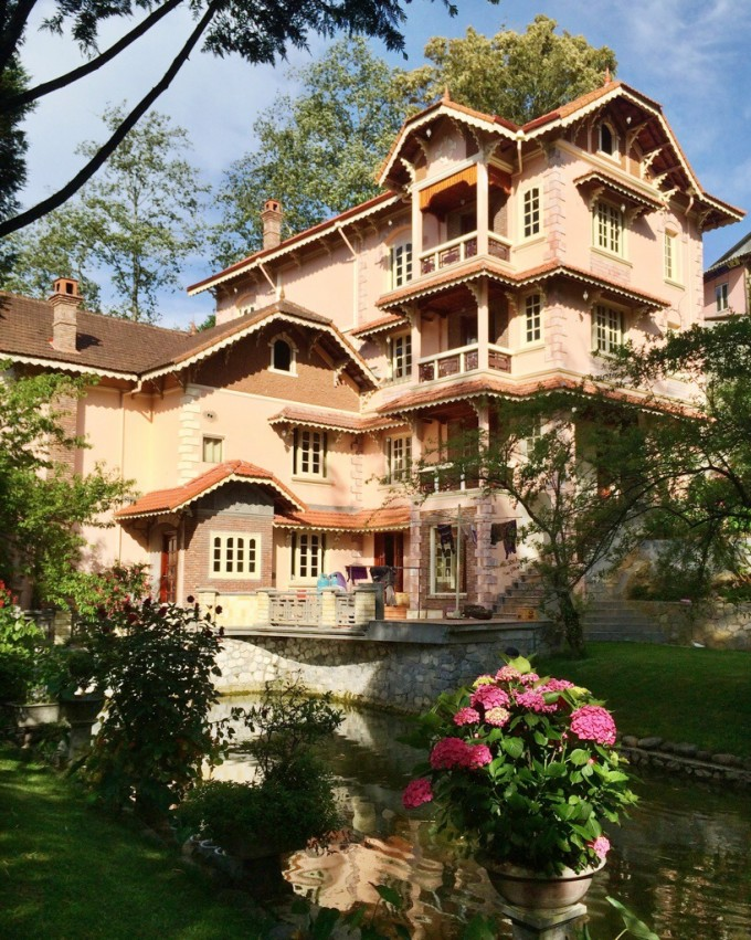 Sapa Garden Bed & Breakfast | thekitchenpaper.com