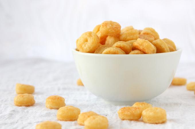 Gruyere Cheese Crackers