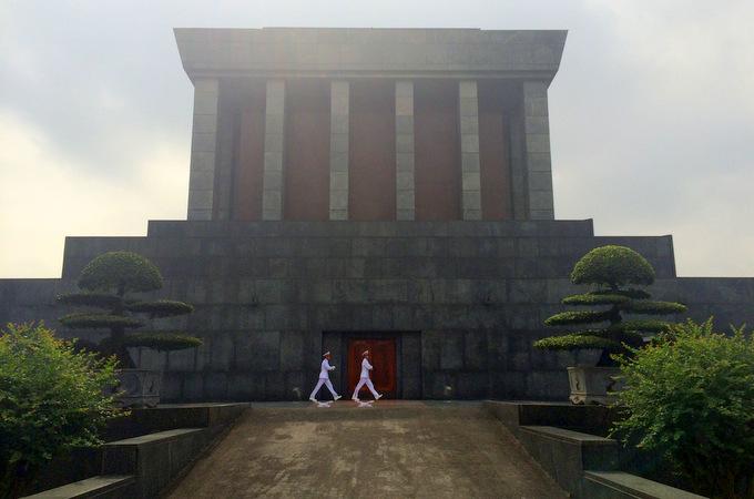Ho Chi Minh Mausoleum | thekitchenpaper.com