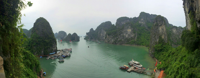 Vietnam: Ha Long Bay Recap | thekitchenpaper.com