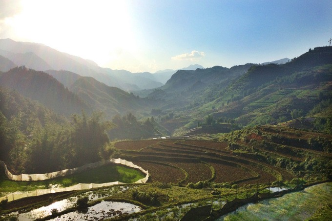 Vietnam: Bac Ha and Sapa {Northwest Vietnam}