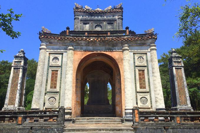 Tu Duc Tomb, Hue, Vietnam | thekitchenpaper.com