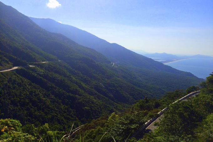 Hai Van Pass, Vietnam | thekitchenpaper.com