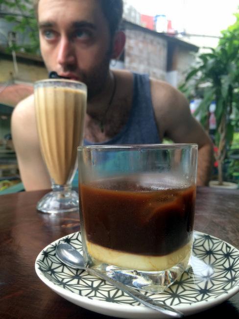 Vietnamese Coffee in Hanoi | thekitchenpaper.com