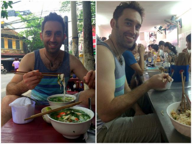 Eating in Hanoi | thekitchenpaper.com
