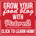 Pinterest For Food Bloggers Pre-Order