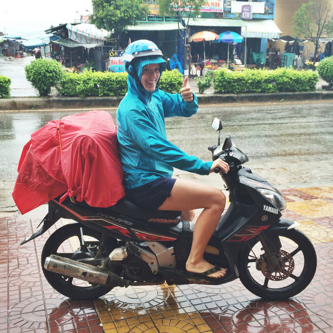 How to Motorbike Through Vietnam | thekitchenpaper.com