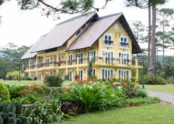 Binh An Village Dalat Review