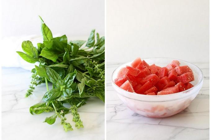 Watermelon Mint Shake