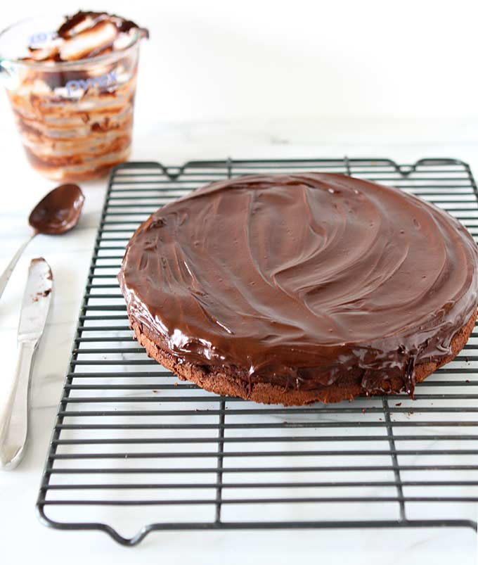 Flourless Chocolate Torte | thekitchenpaper.com