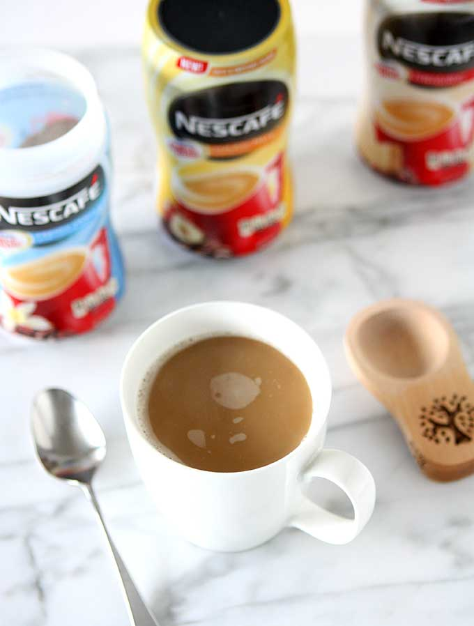 Nescafé with CoffeeMate {GIVEAWAY!} | thekitchenpaper.com