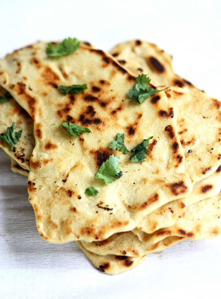 Quick naan without yeast recipe quick naan without yeast thekitchenpaper forumfinder