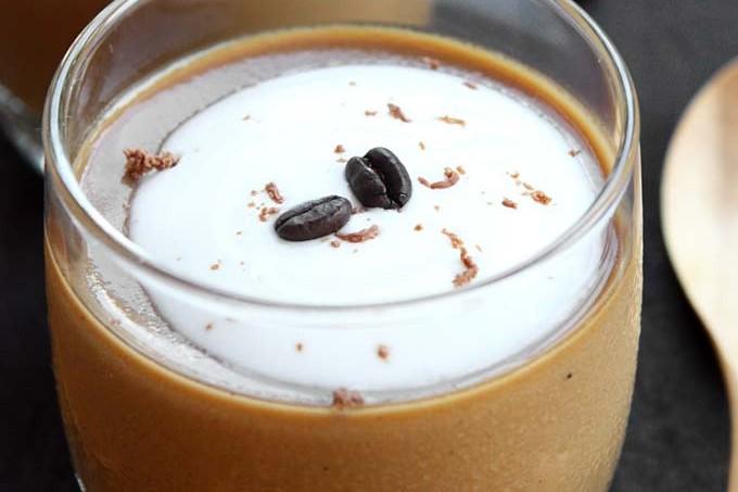 Flat White (Coffee) Pudding