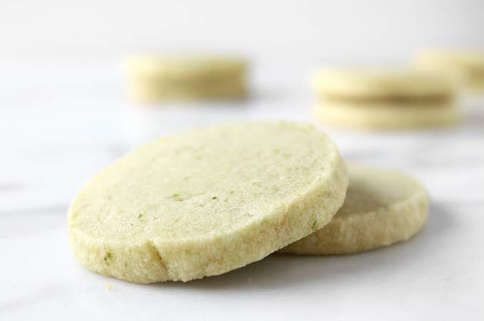Jalapeño Shortbread Cookies | thekitchenpaper.com