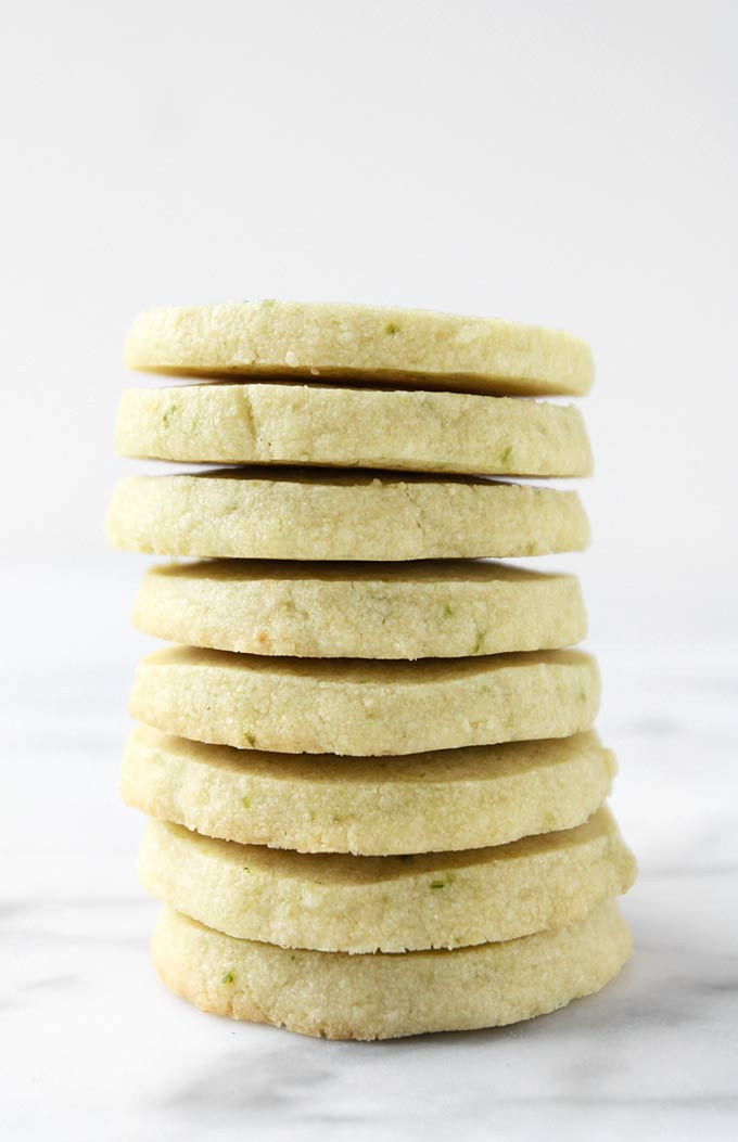 Jalapeño Shortbread Cookies (+VIDEO)