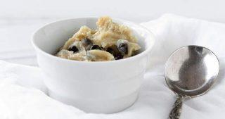 Single Serving Chocolate Chip Cookie Dough   thekitchenpaper.com