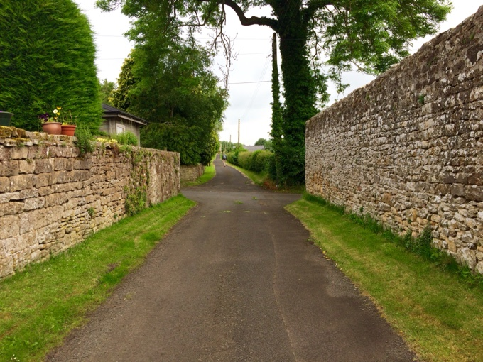 Hadrian's Wall Hike | thekitchenpaper.com