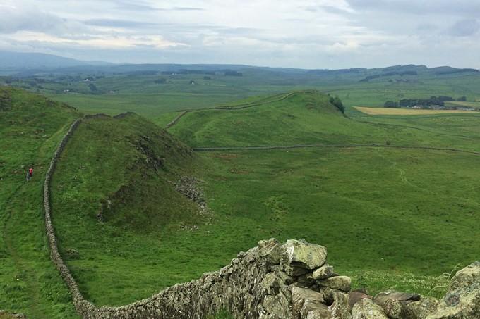 Hadrian's Wall Hike
