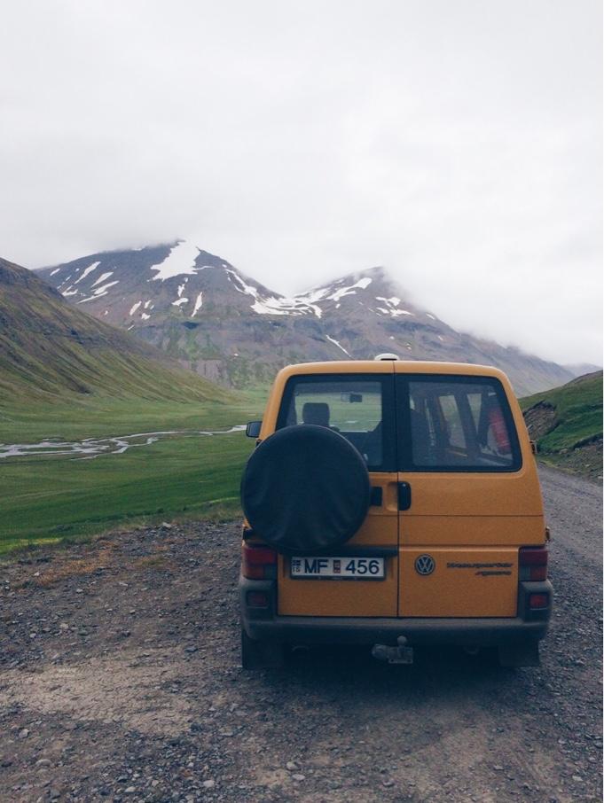 iceland by van | thekitchenpaper.com