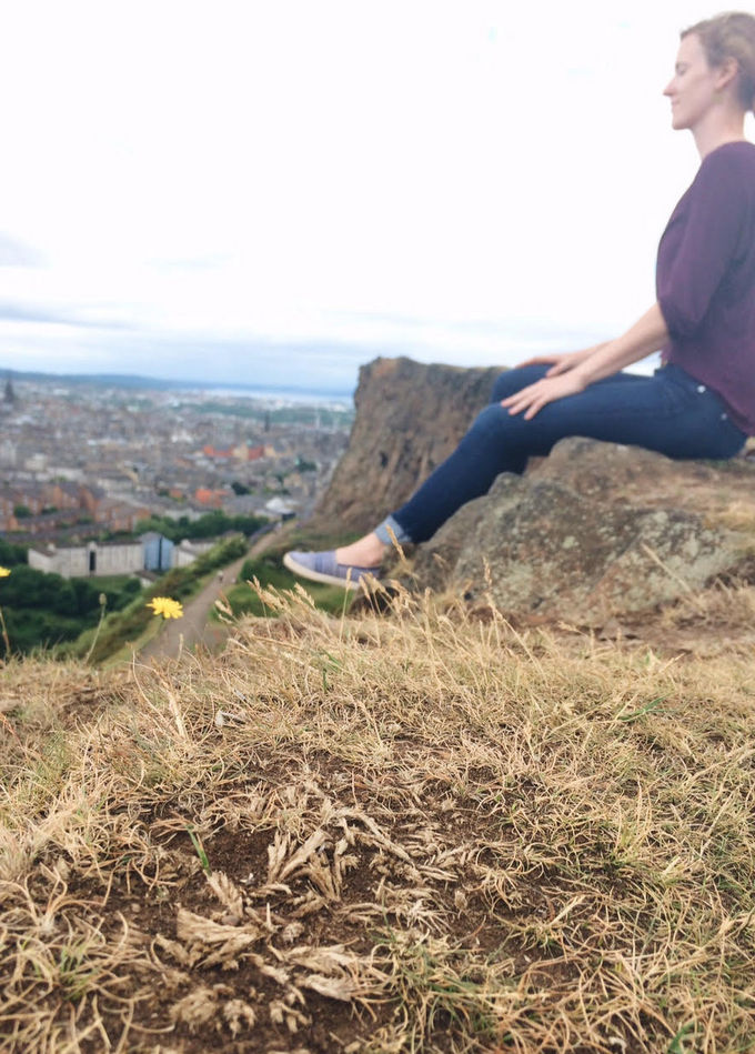 A Meditation in Edinburgh | thekitchenpaper.com