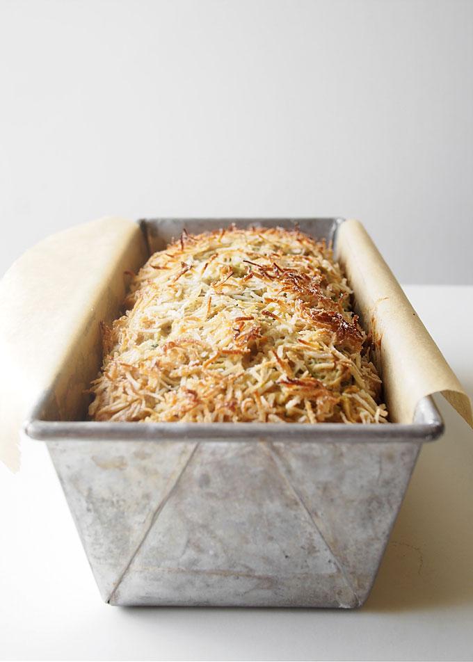 Coconut Zucchini Bread | thekitchenpaper.com