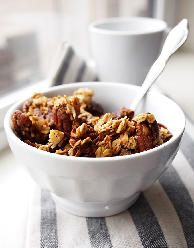 Haven S Kitchen Granola Recipe