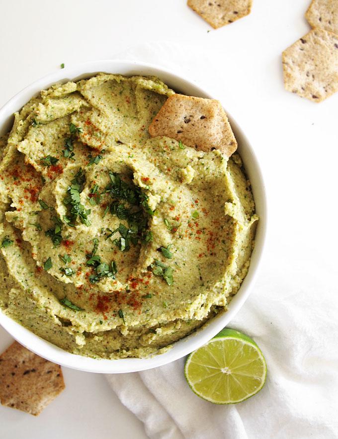 Brown Butter Chile Cauliflower Dip | The Kitchen Paper