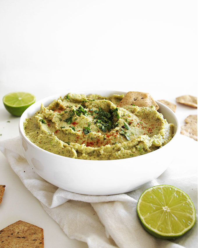 Brown Butter Chile Cauliflower Dip