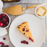 Cranberry Cornbread | The Kitchen Paper